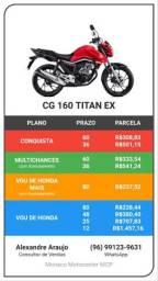 Moto titan 160 modelo 2021
