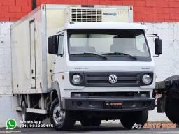 VW 10160 2013 Motor Cummins C/ Baú Refrigerado Só 185.000km