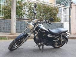 Título do anúncio: Mirage 150 cc  - Cg titan ybr 125 twister cb 300 harley shadow virago kansas