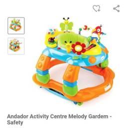 Título do anúncio: Andador Activity Centre Melody Gardem - Safety<br><br><br>