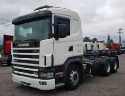 Título do anúncio: Scania R 124 GA 6x2 NZ 360
