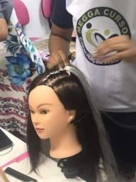 Curso de Tranças+ Mega hair