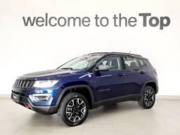 Título do anúncio: Jeep Compass 2.0 2020/2021 16V Diesel Trailhawk 4X4 Automatico