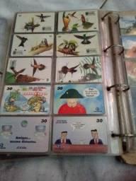 Título do anúncio: Coleção cartões de orelhão - Diversos