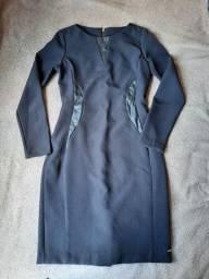 Vestido Tubinho Rabush - Tam 38