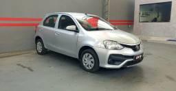 Toyota Etios 1.3 X Flex Extra - IPVA 2021 Pago!!!