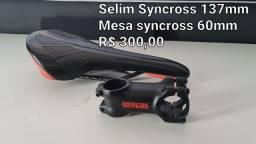 Título do anúncio:  selin syncross 137 mm