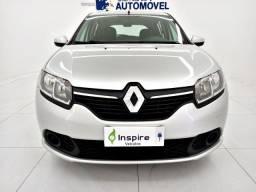 Título do anúncio: Renault Sandero Expression 1.0 Flex 2015 com GNV
