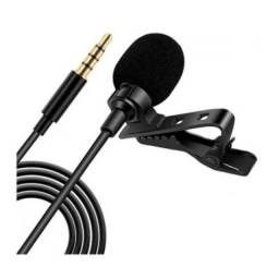 Microfone Novo De Lapela Lavalier Super promoção barato imperdível