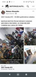 Oficina de moto