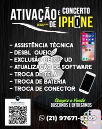 Assistência Técnica de iPhones