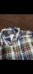 Título do anúncio: camisa xadrez  masculina