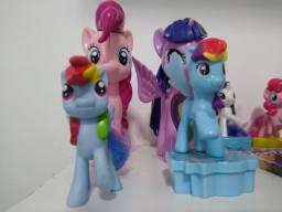 Título do anúncio: Coleção My little Pony Kinder Ovo de páscoa