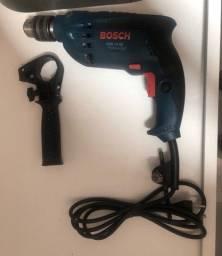 Furadeira Bosch GSB 16 RE - 750W c/ Maleta