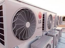 Título do anúncio: Wl ar condicionado Promoção em todos os serviços