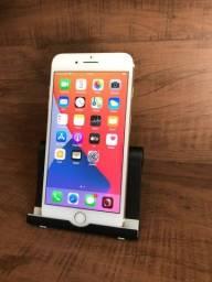Título do anúncio: Iphone 7 plus zero impecável 128gb
