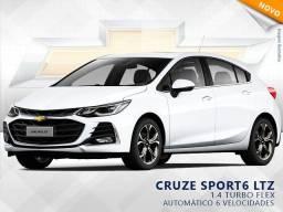 Título do anúncio: CHEVROLET CRUZE 1.4 TURBO SPORT6 LTZ 16V FLEX 4P AUTOMÁTICO