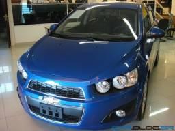 Chevrolet Sonic LTZ 1.6 16v<br>2014-14/ 51.980 km/Flex/5 Portas/Automático
