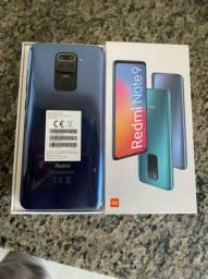 Xiaomi Redmi note 9 128gb novo (Promoção)