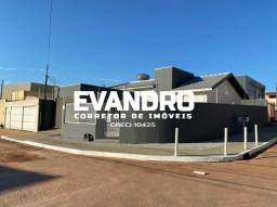 Título do anúncio: Casa para Venda em Cuiabá, Jardim Jockey Club, 3 dormitórios, 1 suíte, 2 banheiros, 1 vaga