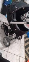 Título do anúncio: Vendo carrinho de bebê e bebê conforto