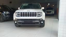 Jeep Renegade Limited Flex (zero KM) Top de linha + Teto Panorâmico. Pronta Entrega.
