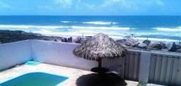 Título do anúncio: Casa praia frente ao mar,8 quart ,4 banh, Disponivel Reveillon 25 pessoas,