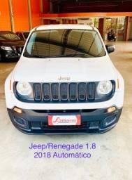 Título do anúncio: Jeep Renegade 1.8 2018