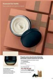 Natura Lançamento hidratante Essencial Oud Vanilla
