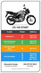 Moto Start 160 modelo 2021