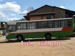 Ônibus Caio Alpha 1620, ano 96, diferencial 1318 - Minas Gerais - 1996