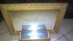 Espelho antigo (raridade)