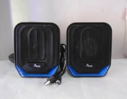 Caixa De Som Mini Amplificador Knup Kp-7032 (Entrega Grátis)