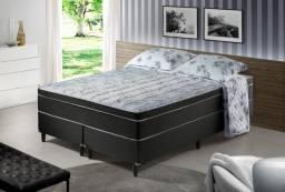 Cama Box Black Pró - High Pillow