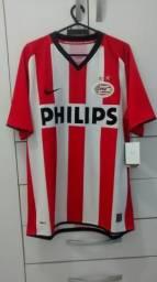 Camisa de jogo PSV da Holanda (raridade)