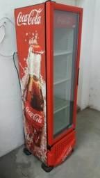 Geladeira expositora slim Coca-cola, NOVA!
