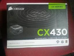 Fonte Corsair CX 430 NOVA