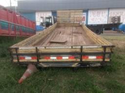 Carriceria aberta para caminhão truck