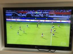 Vendo TV Led LG 42 + suporte parede