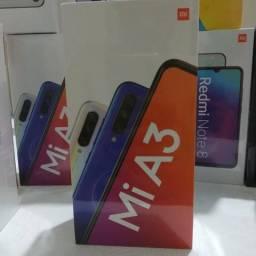 Xiaomi Mi-A3 64GB Original global novos lacrados com garantia de 6 meses