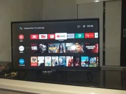 TV 40 smart com crome casth