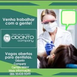 Vaga para cirurgião-dentista