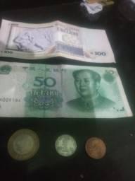 Vendo moedas antiga