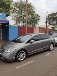 Honda Civic Exs automático+couro - 2007