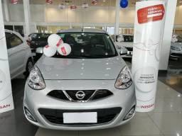 Nissan march SV 1.6 CVT 17/18 - 2017