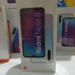 Xiaomi Redmi Note 8 128GB novos lacrados originais global com garantia de 6 meses