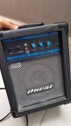 Caixa amplificada oneal 126