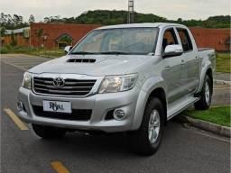 Toyota Hilux CD 4X4 SRV - 2012