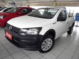 Volkswagen Saveiro 1.6 msi robust cs 8v flex 2p manual - 2018