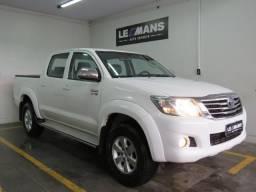 Toyota Hilux 2.7 4x2 CD Srv Flex Aut- 2015 - 2015